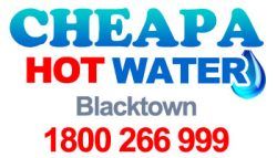 Cheapa Hot Water  Blacktown